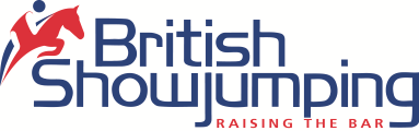 British Show Jumping Logo
